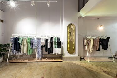 Limedrop Flinders Lane | Retail interior design and fit-out. Cathedral Arcade, Flinders Lane, Melbourne for Limedrop