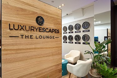 Luxury Escapes Pop-up | Design, project management, build and production Lt Collins St, Melbourne for Luxury Escapes