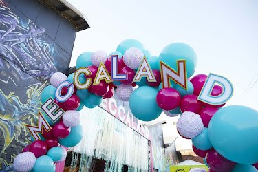 MECCALAND FESTIVAL 2018 | Event design, project management and production Melbourne for Mecca